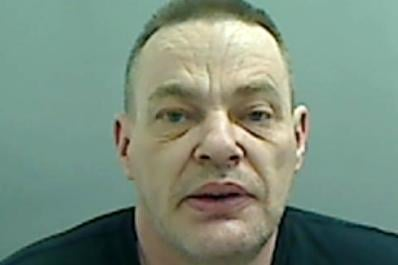 Patrick Wallace was described by a judge as highly dangerous as he jailed him for four years and 20 weeks.