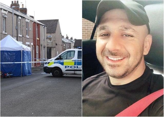 Kurdistan-born British citizen Hamawand Ali Hussain, 30, died instantly at the terraced house in Charterhouse Street, Hartlepool, on September 14 last year, Teesside Crown Court heard.
