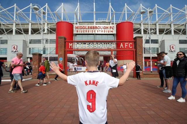 England fans.