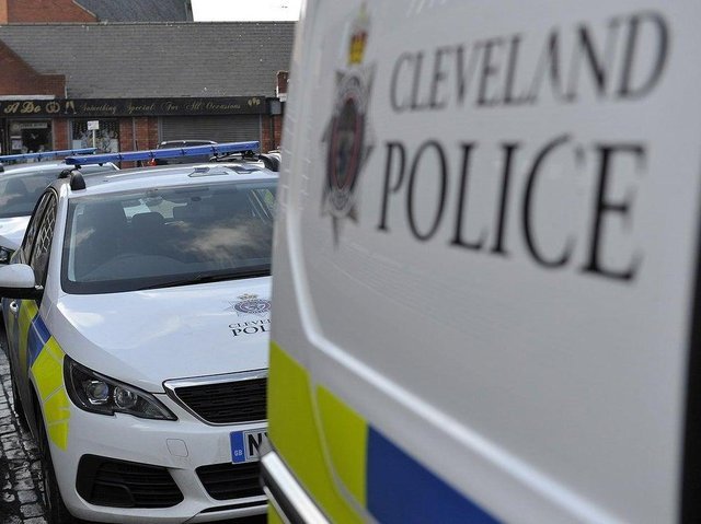 Cleveland Police have said the crash involved a Ford and a Volvo.
