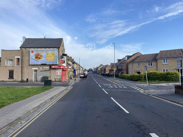Raby Road, in Hartlepool, were among the areas where the suspected drink driving incidents took place.