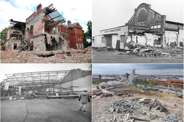 How many of these Hartlepool buildings should still be in the town?