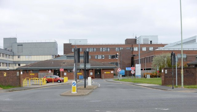 South Tyneside District Hospital, in South Shields, is run by South Tyneside and Sunderland NHS Foundation Trust.