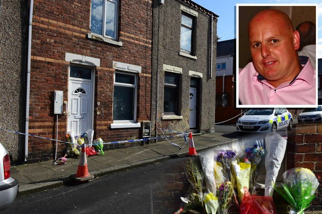 John Littlewood died of head injuries and was found inside the bedroom of a house in Third Street, Blackhall Colliery.