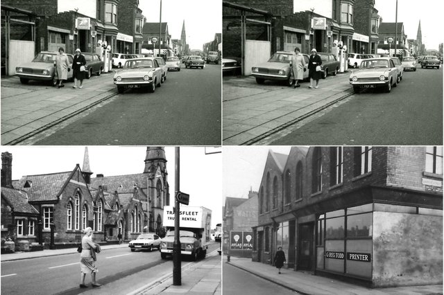 9 photos to show you how Park Road used to look.