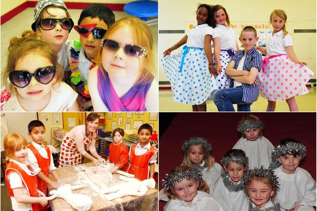 Join us on a journey into the past at Lynnfield Primary School.