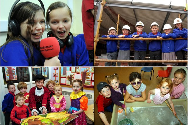 Back to the classroom for these archive photos but how many do you remember?