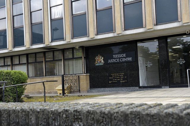 The following cases from the Hartlepool area were heard recently at Teesside Magistrates Court, in Middlesbrough.