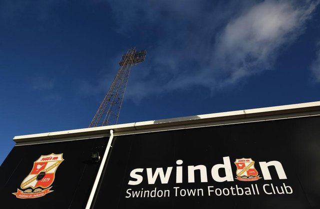 Swindon Town. (Photo by Harry Trump/Getty Images)
