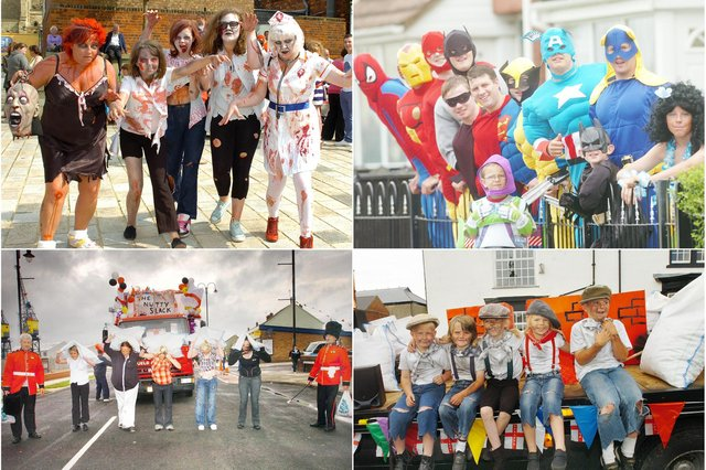 We're loving the Headland Carnival memories. See if you can spot someone you know?