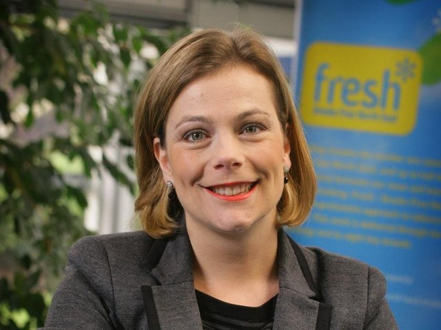 Ailsa Rutter, director of anti-smoking campaign group Fresh.