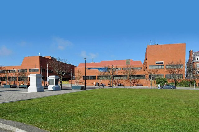 Hartlepool Trading Standards are based within the civic centre.