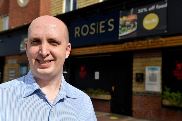 Adam Gaines is standing as an independent candidate in the Hartlepool by-election.