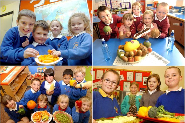 A 9-course series of photos to remind you of healthy eating scenes across Hartlepool and County Durham in years gone by.