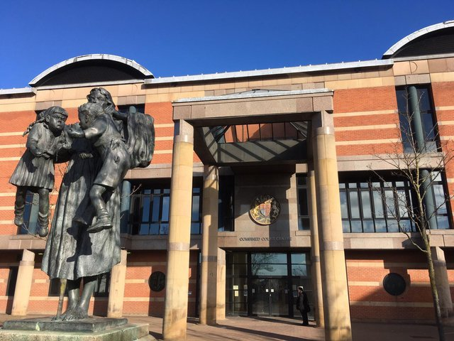 The case was dealt with at Teesside Crown Court.