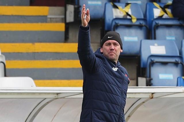 Pools boss Dave Challinor. Mark Fletcher | MI News & Sport Ltd