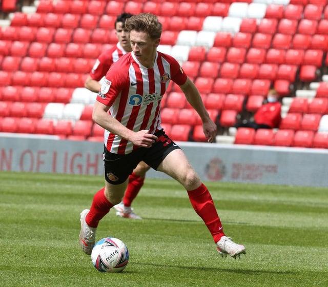 Sunderland defender Denver Hume.