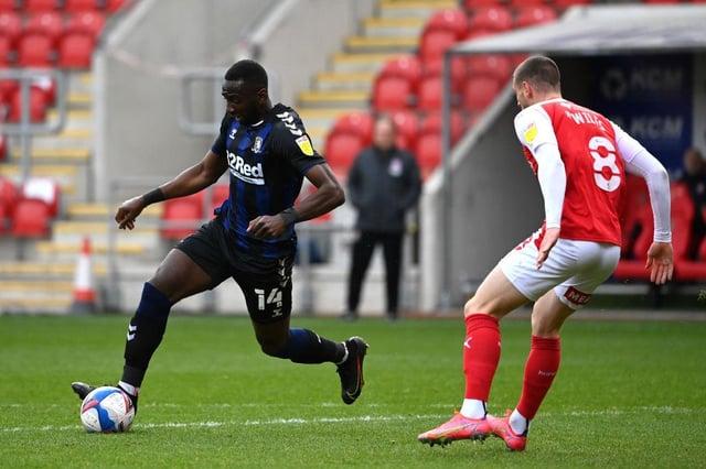 Yannick Pulasi joacă pentru Middlesbrough.