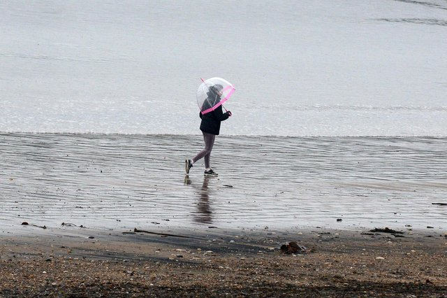 This is what to expect from the weather in Hartlepool this weekend.