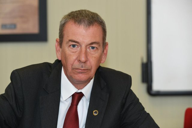 Former Hartlepool MP Mike Hill resigned in March. Picture by Frank Reid.