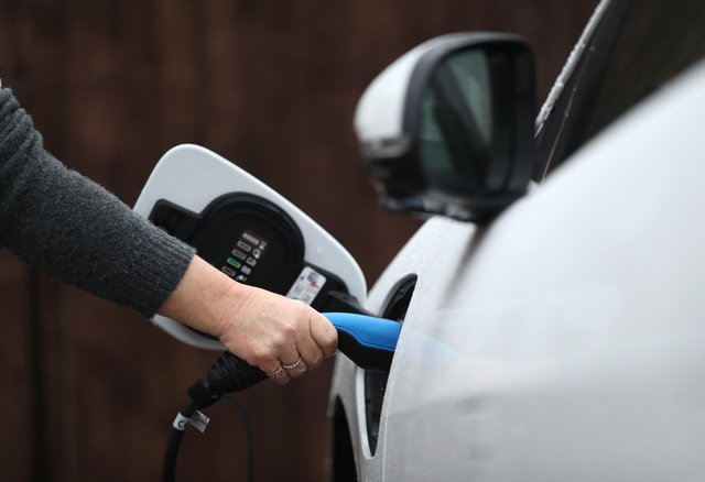 Hartlepool Borough Council hopes to introduce more electric car charging points across town.