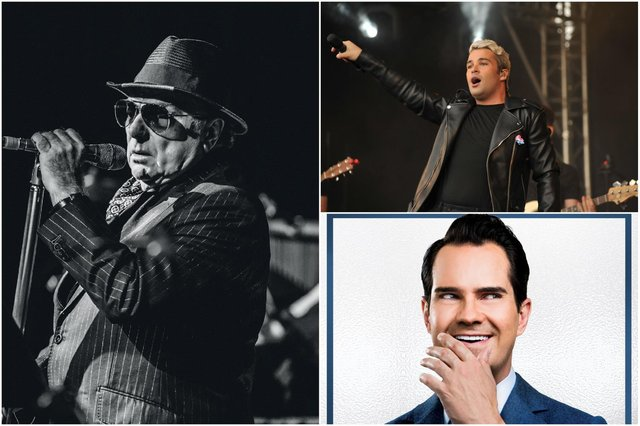 More acts announced for the Virgin Money Arena