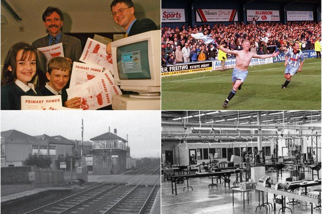 Join us on a journey to Hartlepool and East Durham in 1997.