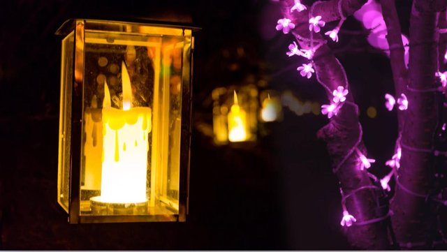 Dazzling lights, lanterns, fantasy and fire - Ignite Gibside, selective dates from December 11 to 30, 2020.