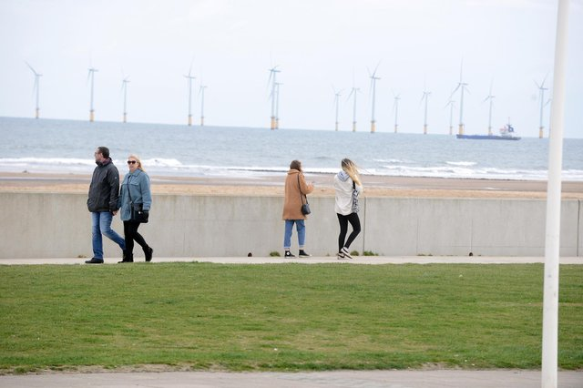 This is what to expect from the weather in Hartlepool this bank holiday weekend.