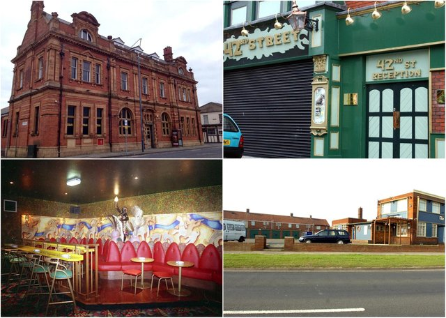 How many of these Hartlepool venues do you remember enjoying a drink in?