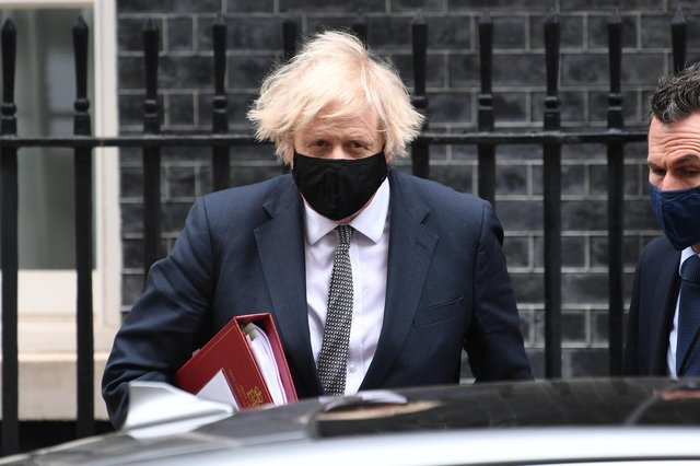 Prime Minister Boris Johnson will host a Downing Street press conference today.