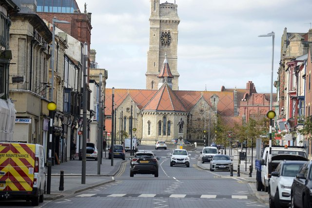 Councillors have discussed the possibility of pedestrianising parts of Hartlepool's Church Street.