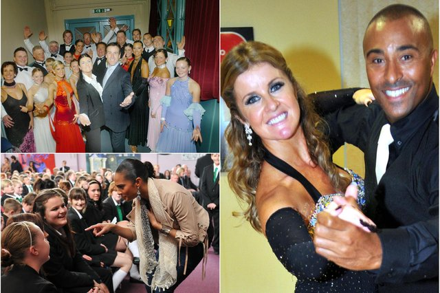 See how many of these local Strictly links you remember.