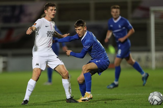 Joe Grey is facing a brief spell on the sidelines. (Credit: Mark Fletcher | MI News)