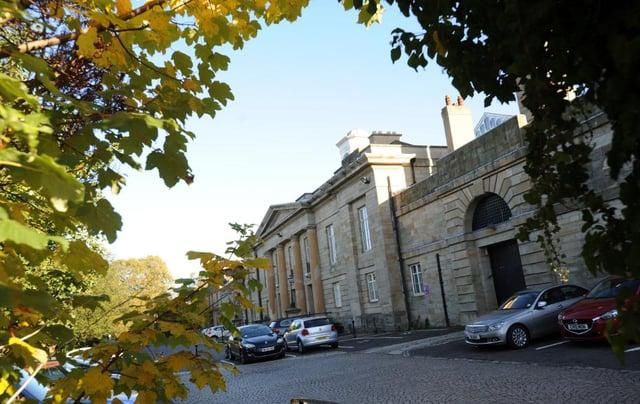 The case was heard at Durham Crown Court.