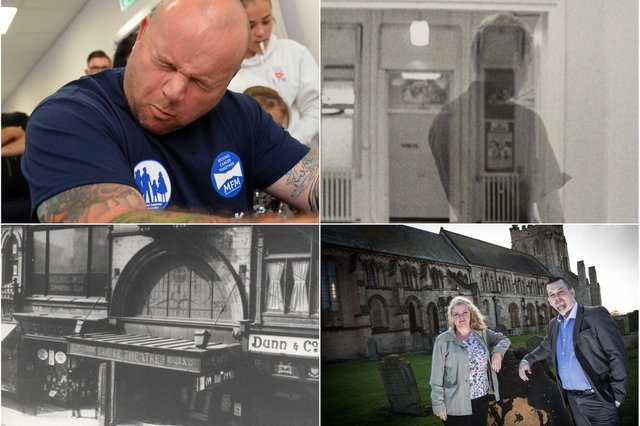 Hauntingly good reminders of Hartlepool's spirited links. Take a look.