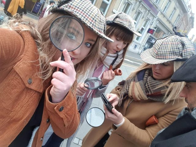 Do you have what it takes to solve the case of The Hartlepool Ripper?