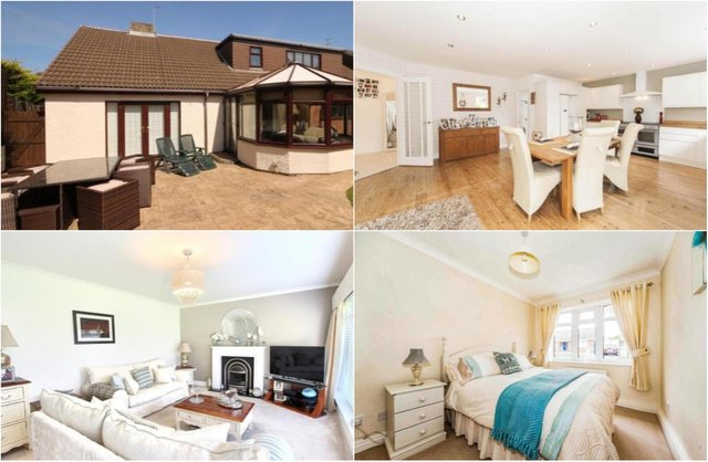 Take a look at seven properties you'd never think were bungalows