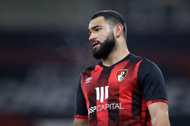 Bournemouth defender Cameron Carter-Vickers.