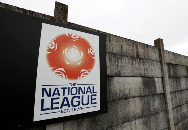 The National League logo (Photo by Catherine Ivill/Getty Images)