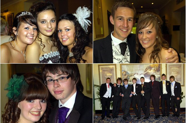 Manor students were having great fun at the 2009 prom. We hope these photos bring back great memories.