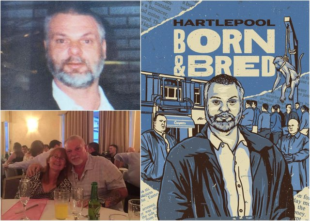Hartlepool Born and Bred by local author Jamie Boyle tells the story of Mick Sorby whoworked on the doors of the town's nightspots for more than 50 years.