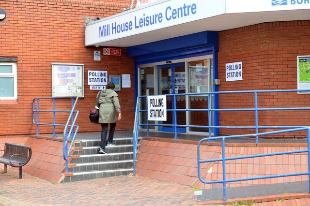 Mill House Leisure Centre, in Hartlepool, usually doubles a polling station comes. Voters will be able to take part in four separate polls on May 6 this year.