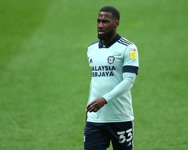 Junior Hoilett will leave Cardiff City this summer.