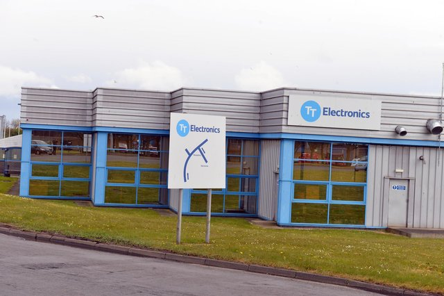 TT Electronics, Tofts Farm Industrial Estate, Brenda Road, Hartlepool.