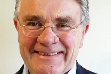 North East Party candidate Hilton Dawson.