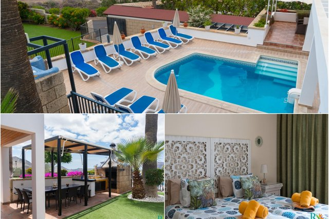 A luxury stay in Tenerife could be on the cards for sick children and their parents.