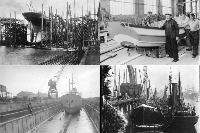 Do you have memories of the shipbuilding industry in Hartlepool?