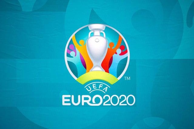 Euro 2020 logo.