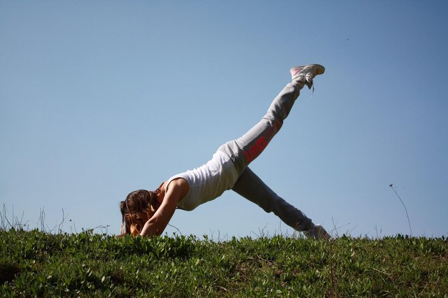 Pilates really is a simple and very effective method of exercise for everyone.